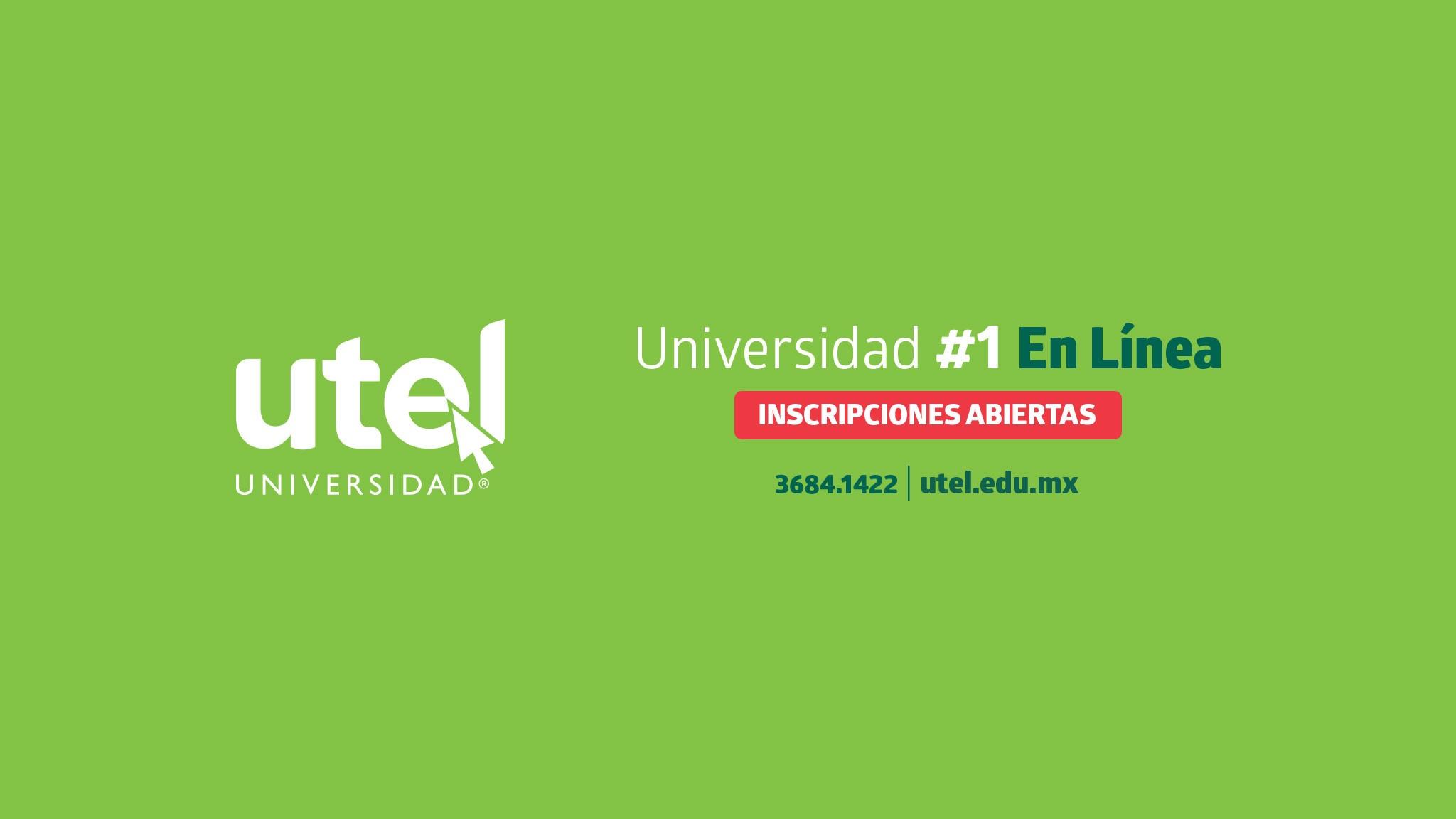 UTEL En Línea – Prepa, Licenciaturas y Maestrías Online