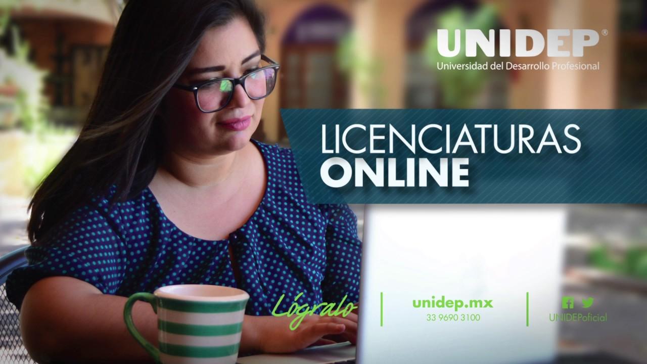 UNIDEP En Línea – Prepa, Licenciaturas y Maestrías Online